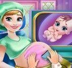 Anna grávida exames