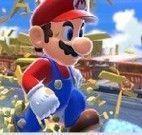 Mario quebra cabeça