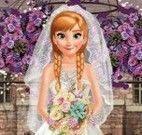 Noiva Anna vestir