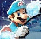 Aventuras do Mario na neve