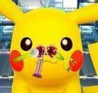 Pokemon cuidar do nariz