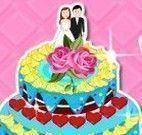 Casamento fazer bolo