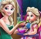 Elsa mamãe