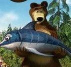Masha e o Urso números