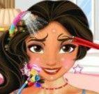 Princesa Esmeralda salão de beleza