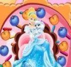 Decorar cookies das princesas