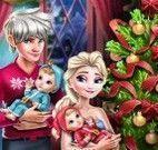 Família Elsa natal