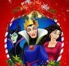 Vilãs da Disney moda natal