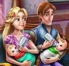 Família Rapunzel
