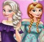 Festa na casa das princesas