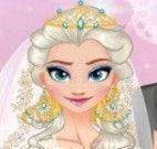 Noiva princesa do gelo