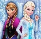Decorar quarto das princesas Frozen