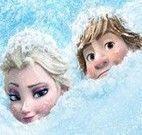 Frozen encontrar diferenças