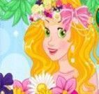 Rapunzels Flower Crown