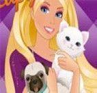 Barbie's Pet Salon