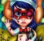 Baby Ladybug Injured