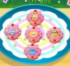 Receita de  cookies dos animais