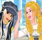Princesas urbanas fashion