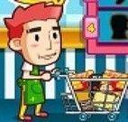 Repositor de supermercado