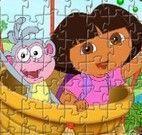 Quebra cabeça do Botas e Dora