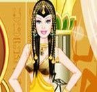 Vestir princesa egípcia