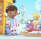 Doutora Brinquedos achar estrelas