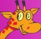 Brincar com a girafa
