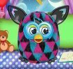 Achar objetos do Furby