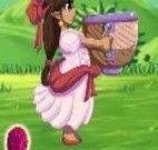A princesa mágica