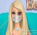 Barbie no hospital