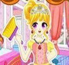 Limpar quarto da princesa