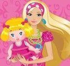 Barbie Babá - Cuidar de Bebê da Barbie