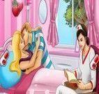 Beijo do Ken para curar a Barbie