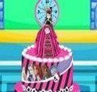 Bolo Monster High decorar