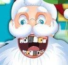 Papai Noel no dentista