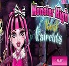 Cabeleireiro de Dracularura Monster High