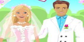 Casamento - Barbie e Ken