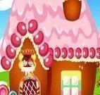 Decorar a casa de doces