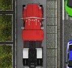 Dirigir e estacionar o caminhão