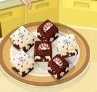 Receita de bolo de nozes da Sara