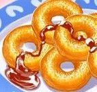 Fazer deliciosas rosquinhas donuts