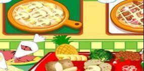 Fazer pizza para pizzaria