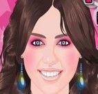 Maquiar Miley Cyrus