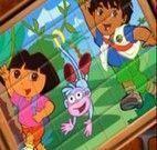 Quebra cabeça da Dora