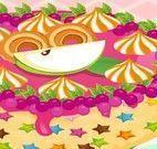 Receita de bolo e decoração