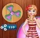 Princesa Anna decoração spinner