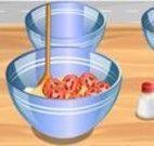 fazer salada de tomate e brócolis