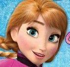 Colorir Anna Frozen