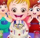 Bebê Hazel festa de aniversário