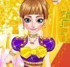 Vestir princesa Anna